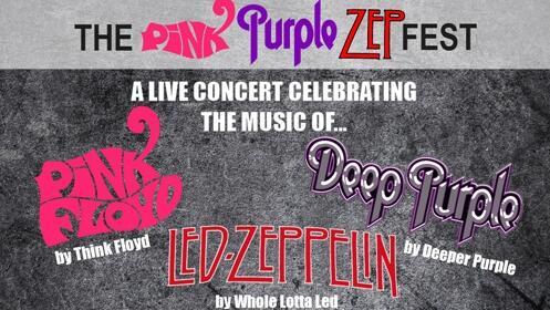 Entradas para The Pink Purple Zep Fest