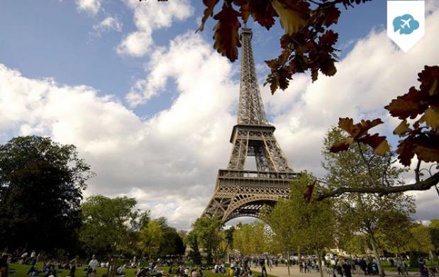 4 días /3 noches en París + entrada a Disneyland Paris