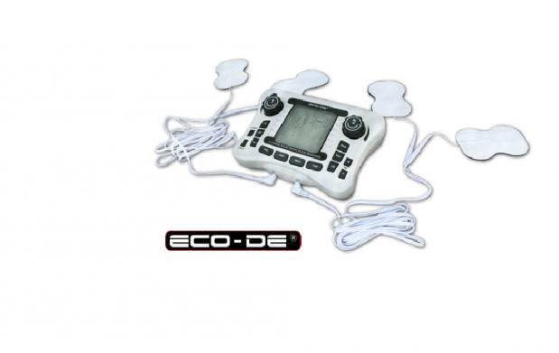 Electroestimulador Doble ECO-DE 308