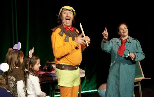 Teatro para los peques en Estepona