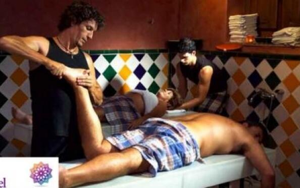Acceso ilimitado a El Hamman y Spa y masaje para 2