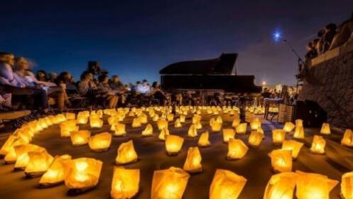 Entradas para el concierto 1 piano y 200 velas