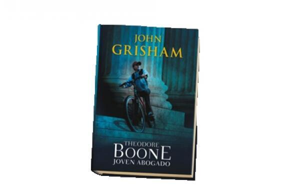 Libro 'Theodore Boone' de John Grisham