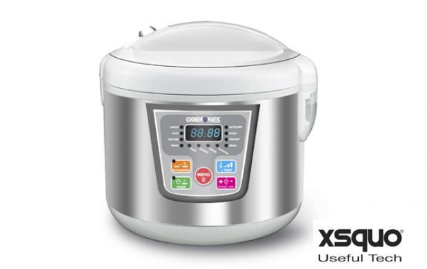 Robot de cocina cookeermatic
