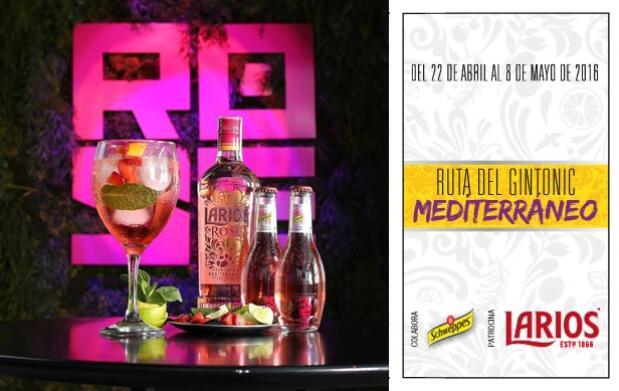 2 Gin-Tonics en Rosé Marbella