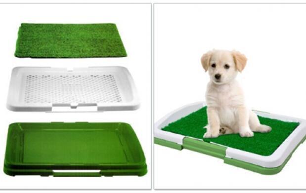 Baño para Mascotas Puppy Potty Pad Trainner