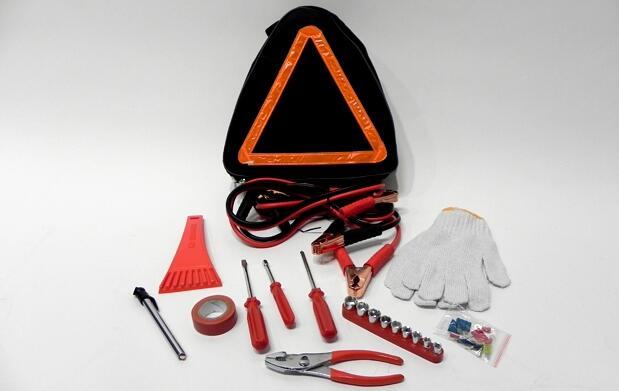 Kit de emergencia para el coche