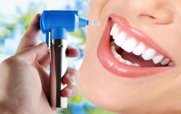 Sistema de blanqueamiento y pulido Dental Polisher