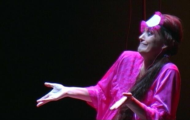 'Solas', teatro en Álora