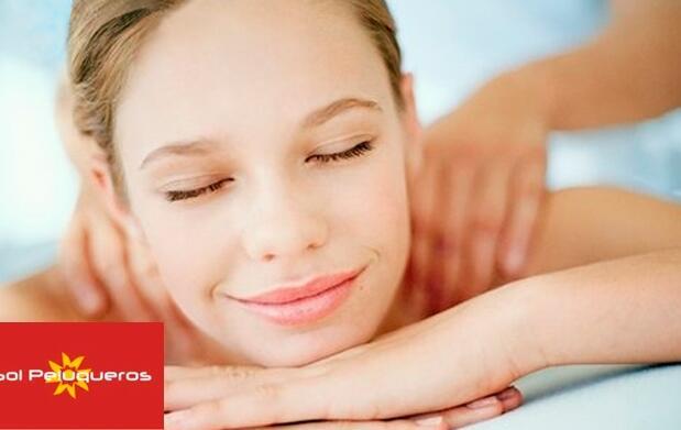 Relájate con un masaje de 50 minutos