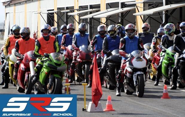 Curso de conducción deportiva de motos