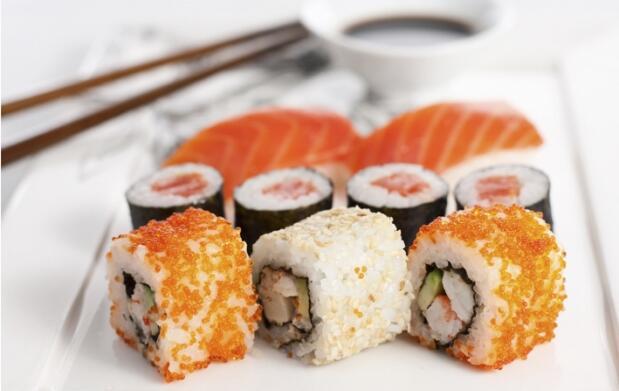 Buffet libre de Sushi más bebida