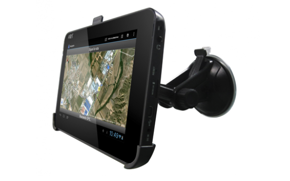 Tablet con GPS integrado