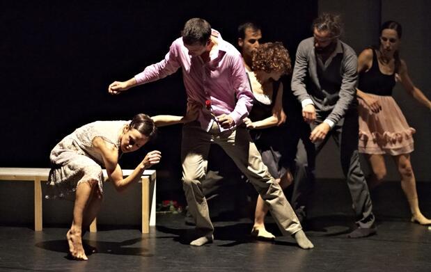 El arte de Thomas Noone Dance
