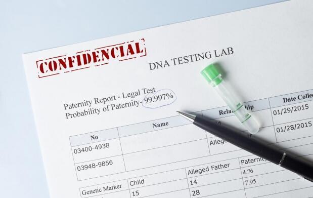 Prueba de paternidad por ADN - 49€