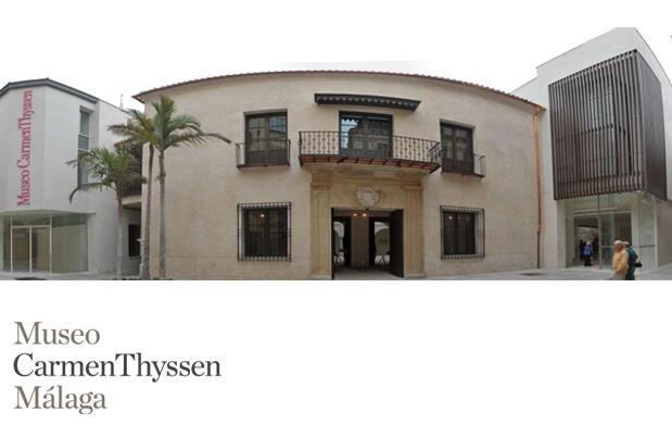 Merienda con  2 entradas al Thyssen