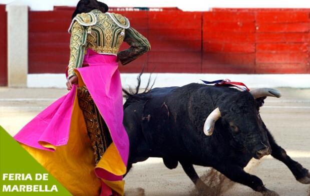 Gran corrida de toros en Marbella