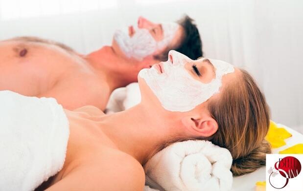 Tratamiento facial con opción a presoterapia para 1 o 2 personas
