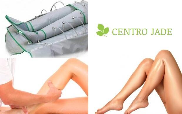 5 o 10 sesiones de ultracavitación, presoterapia y masaje drenante