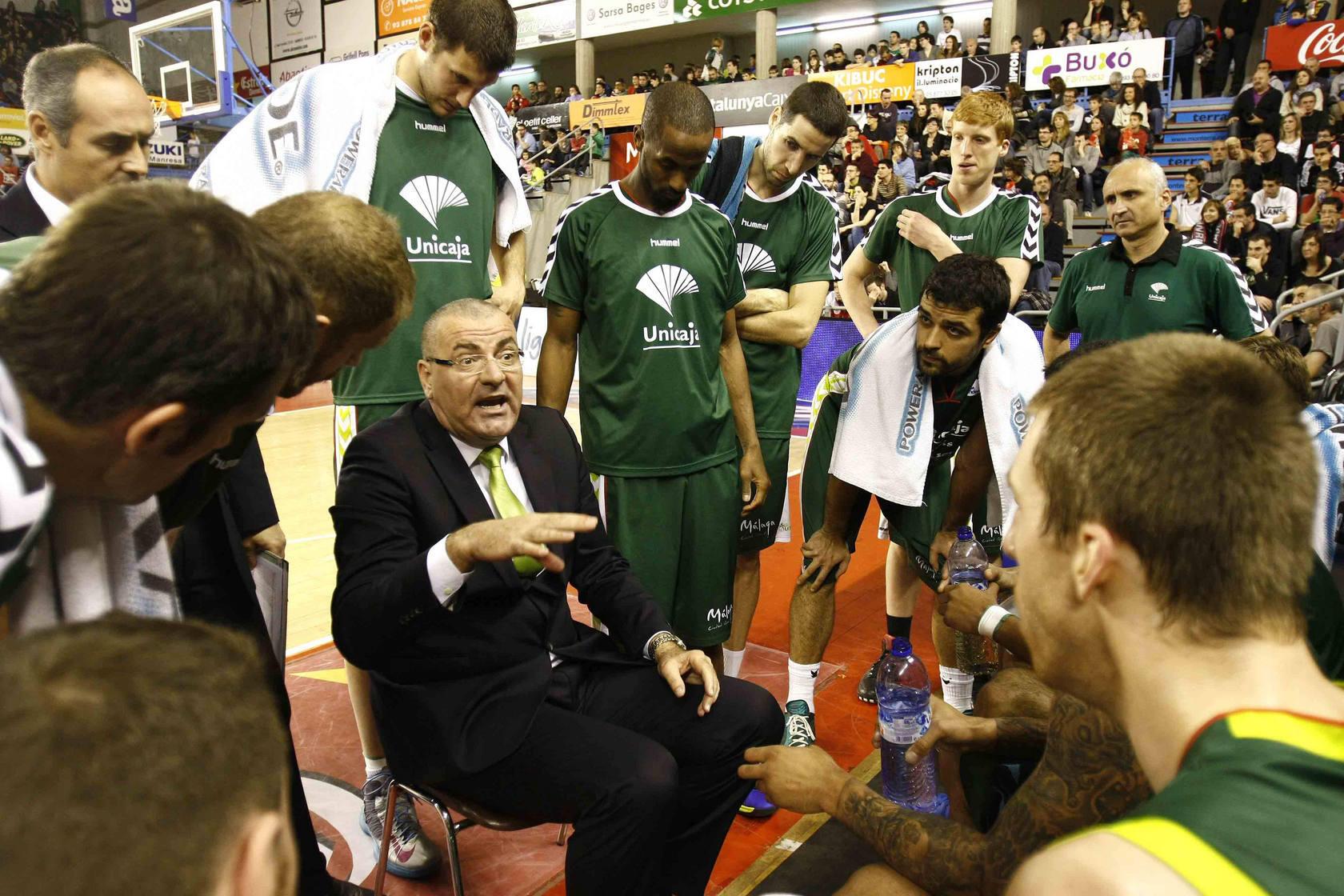 El Unicaja vence en Manresa (63-80)