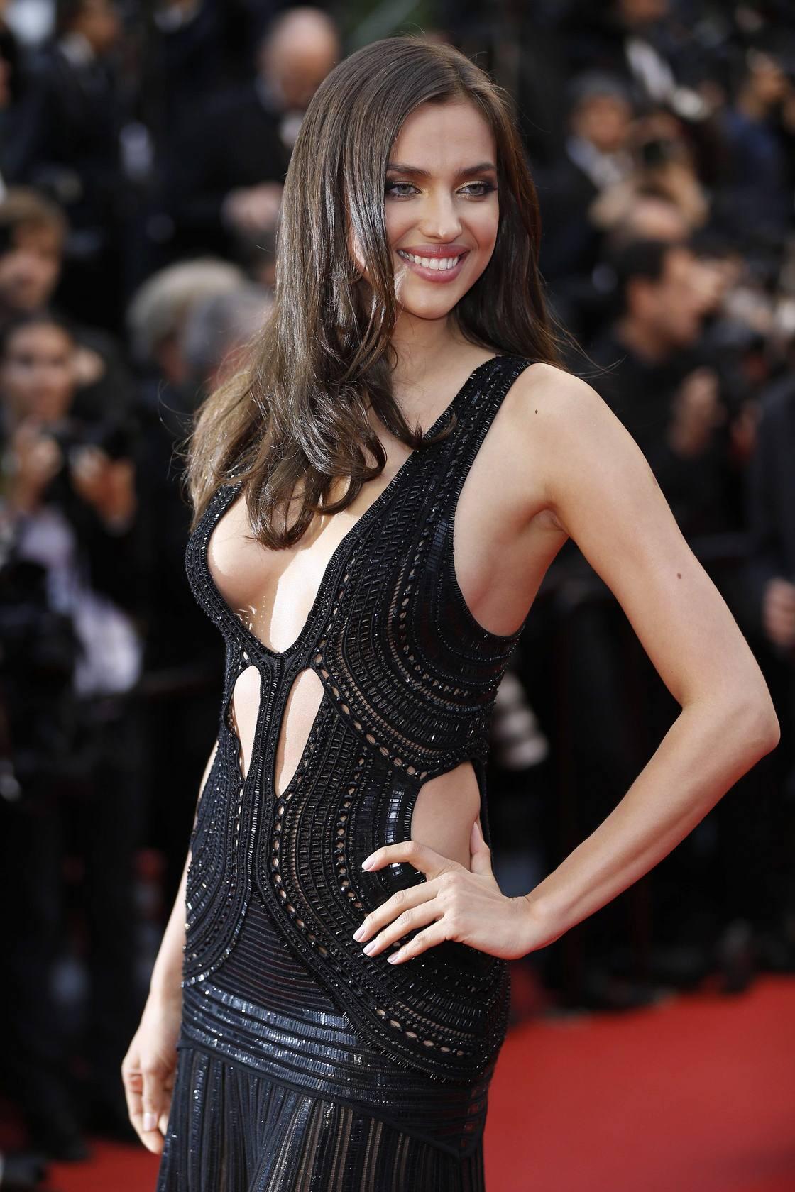 Irina Shayk revoluciona el Festival de Cannes