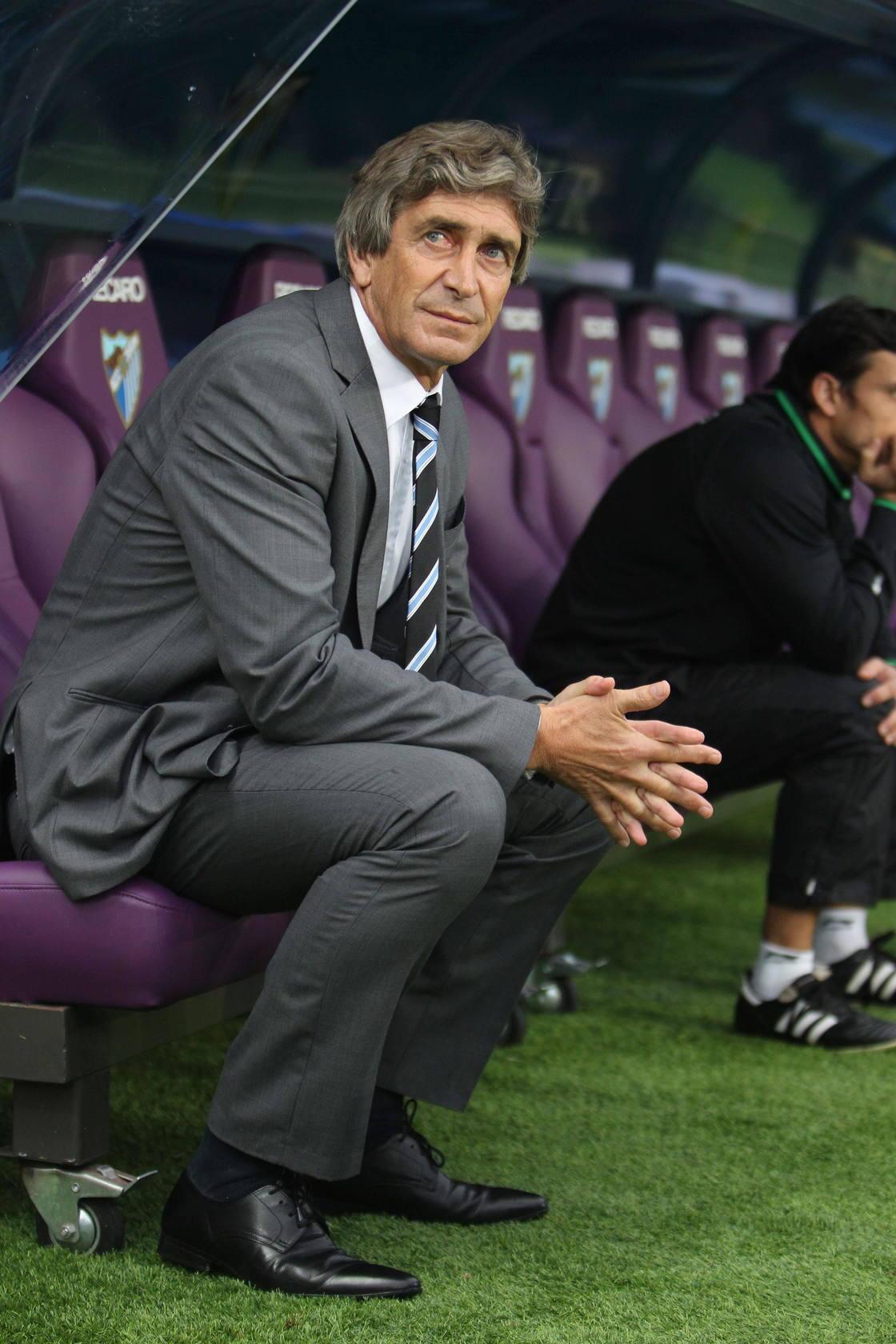 El paso de Manuel Pellegrini por el Málaga CF