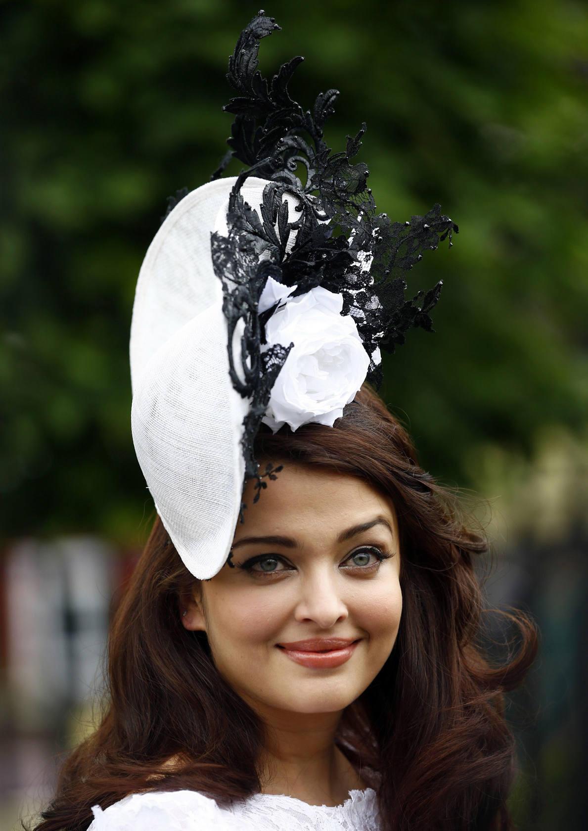 Sombreros de Ascot 2013