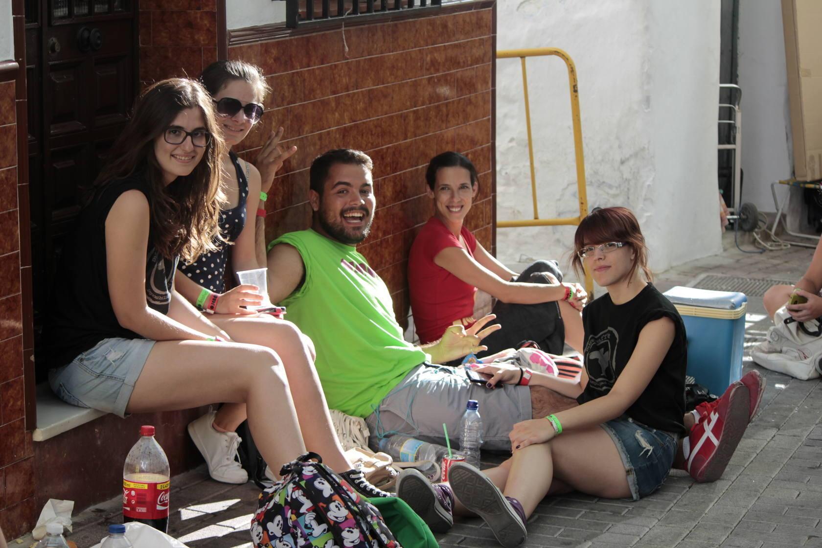 Fotos del Ojeando 2013, viernes 6 de julio