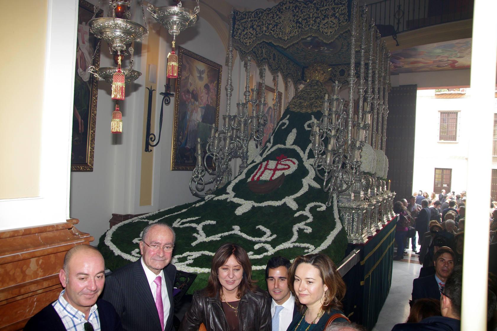 Fotos del Martes Santo de la Semana Santa de Málaga