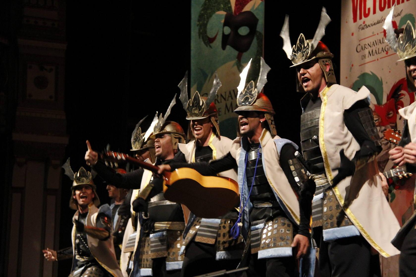Semifinales del Carnaval de Málaga 2013