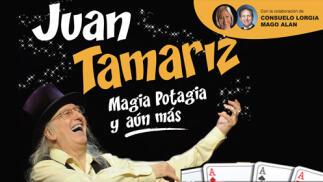 Entradas para ¡Magia Potagia y aún más! De Juan Tamariz en Estepona