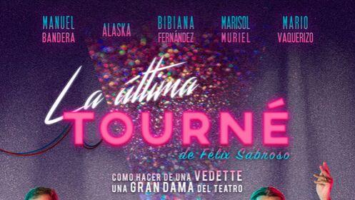Entrada espectáculo La Última Tourné 26 y 27 de octubre