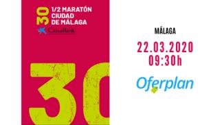Dorsal para la Media Maratón 2020