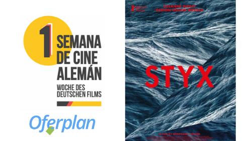 Styx - 18/2/2020 19:00 - Semana Cine Alemán