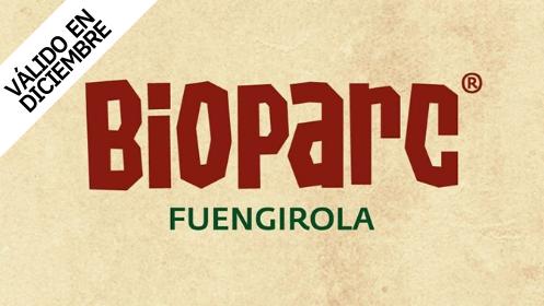 Entrada para Bioparc al mejor precio en Diciembre