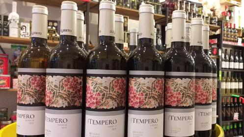 Caja de 6 botellas de Viña Tempero 2019 Verdejo con envío incluido