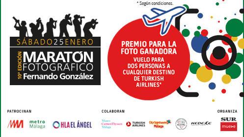 10º Maratón Fotográfico Ciudad de Málaga