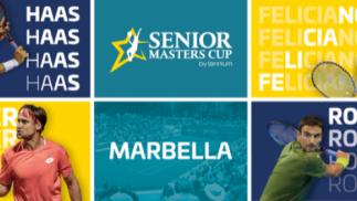 Entrada Senior Masters Cup viernes 27 o sábado 28