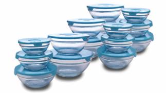 Pack de 15 Bowls de Vidrio
