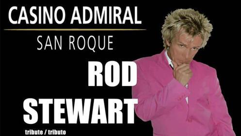 Tributo a Queen y Rod Stewart en el Casino Admiral de San Roque