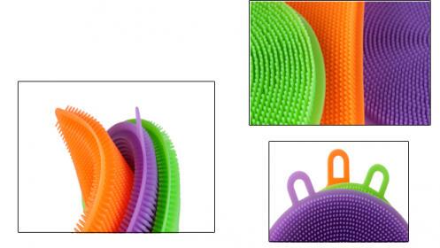 Pack de 3 esponjas flexibles