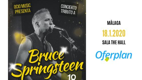 Entrada Tributo a BRUCE SPRINGSTEEN en Málaga - 18/1