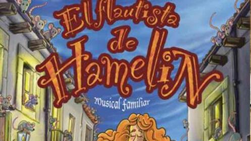 Entrada para 'El Flautista de Hamelin' el 1 de diciembre