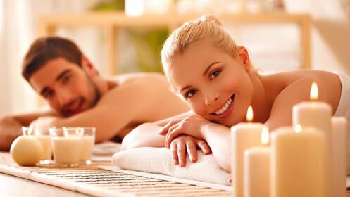 Plan para dos: envoltura + masaje