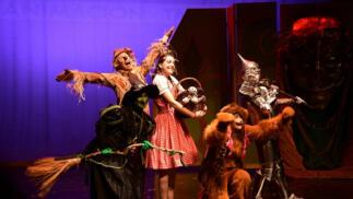 Entradas para El Mago de Oz y la Bruja Verde el sábado 8 de febrero