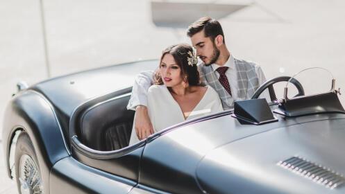 Entrada para el Museo Automovilístico y de la Moda de Málaga – Especial San Valentín 16 febrero