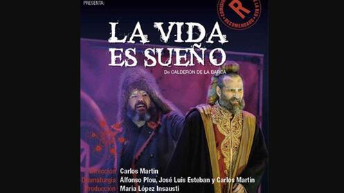 Entrada para La vida es sueño el 18 de octubre en Estepona