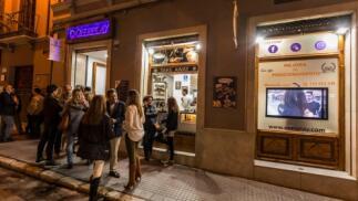 Invitación Festival de Málaga + Menú mediterráneo Plaza Take Away