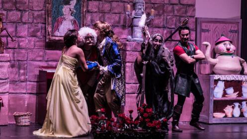 Entrada espectáculo infantil La Bella y la Bestia - 26 y 27 diciembre