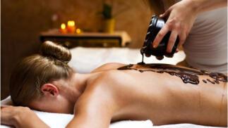 Plan para dos: Chocolaterapia con masaje relajante en pareja